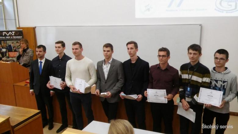 2999ca9f4 V tomto roku sa do súťaže prihlásilo 70 projektov z Košického a Prešovského  kraja.