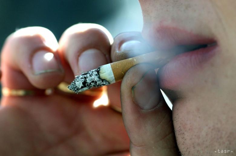 Prvý deň fajčenie