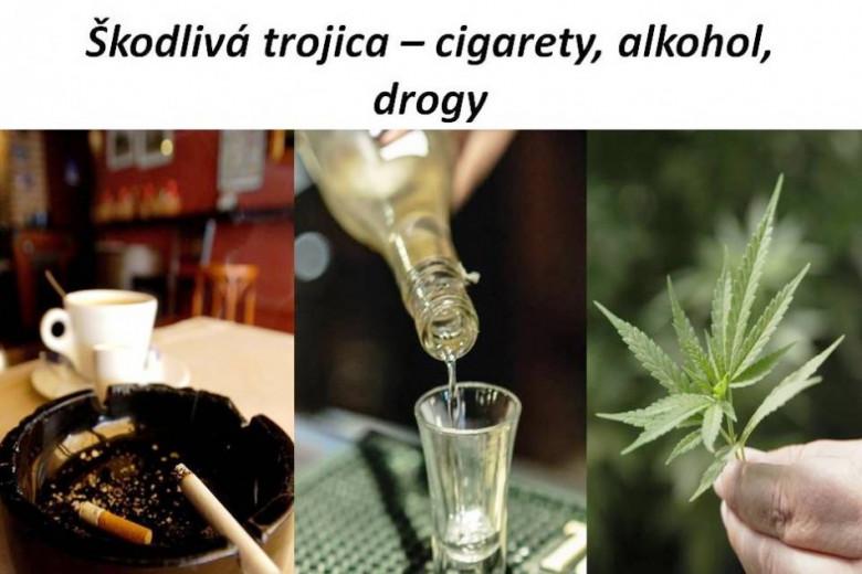 Pripojiť drogy