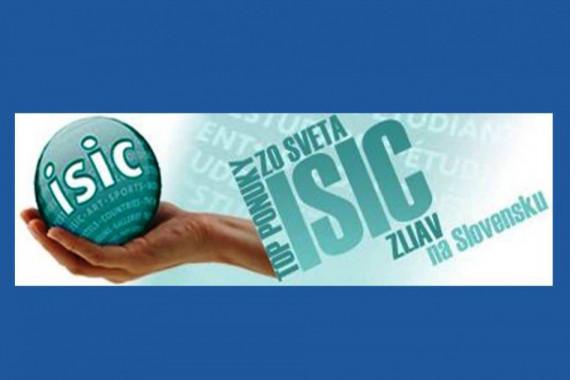 ca042aabe Virtuálny preukaz ISIC a ITIC je skutočnosťou