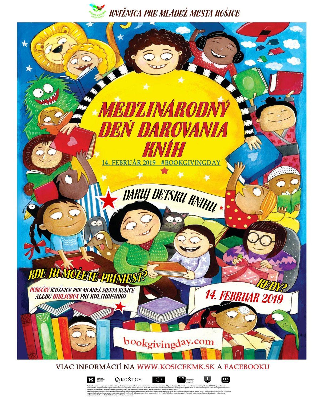 8a1c34cb2 Košice: Knižnica pre mládež vyzýva na darovanie detských kníh